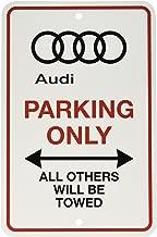 Best audi parking sign Reviews