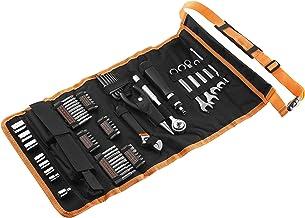 Black & Decker A7063-QZ 77 delar verktyg tillbehör rulle väska