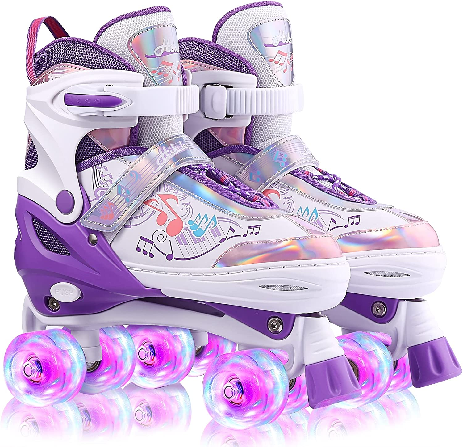 ANCHEER Roller Skates New Free Shipping for Special price Girls Breathable Triple Mesh Quad Lock