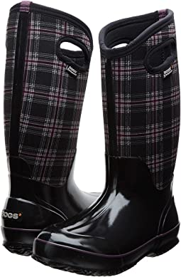 Bogs Classic Winter Plaid Tall
