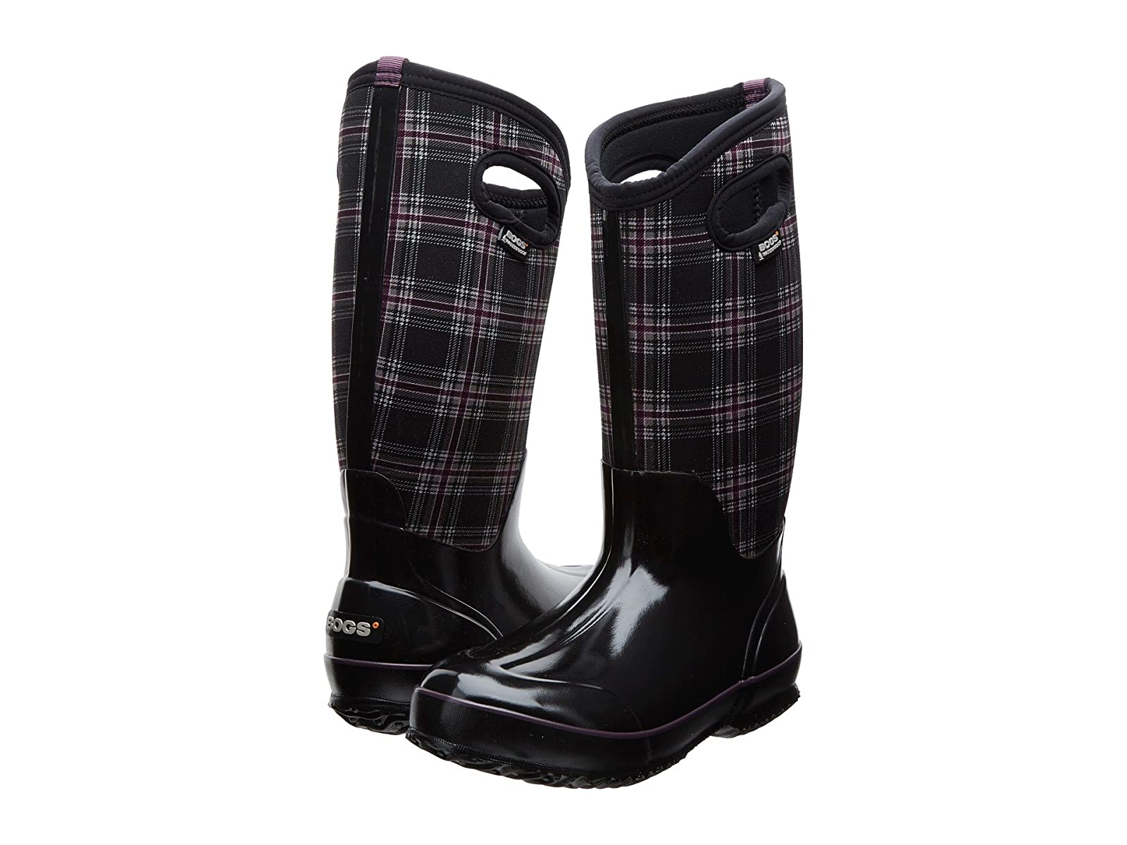 Bogs Bogs Bogs Classic Winter Plaid Tall 05c7f0