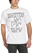 led zeppelin shirt white