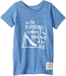 On The Playground Vintage Tri-Blend Tee (Toddler)