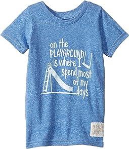 On The Playground Vintage Tri-Blend Tee (Toddler)