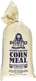 Palmetto Farms, Corn Meal Stone Ground Yellow, 32 Ounce
