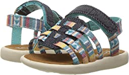 TOMS Kids Huarache Sandals (Infant/Toddler/Little Kid)