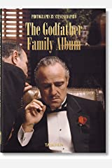 Steve Schapiro. The Godfather Family Album. 40Th Anniversary Edition Capa dura