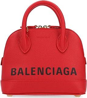 Luxury Fashion | Balenciaga Womens 5506460OTNM6560 Red Handbag | Fall Winter 19