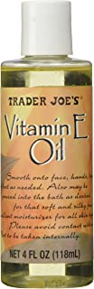 Trader Joe's Vitamin Oil E, 4 Ounce