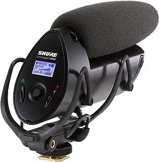 El Shure VP83F LensHopper es un micrófono de condensador de tipo cañon super compacto con un audio detallado de alta definición y capacidades de grabación y reproducción flash integradas para su uso con cámaras de fotos reflex digitales y cámaras de vídeo. La grabación y reproducción flash integrada (MicroSDHC) facilita la captura de archivos WAV a 24-bit y 48kHz de frecuencia de muestreo mientras que el intuitivo menú y la grabación mediante un único botón  hacen rápida y sencilla su utilización en cualquier entorno. .