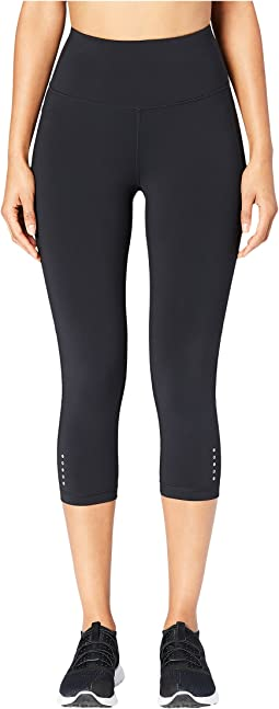 Onstride High-Waisted Run Capri Leggings