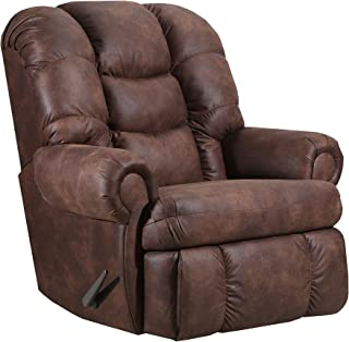 Lane Home Furnishings 4501-19 Dorado Walnut Rocker Recliner