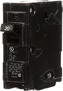 Q120 20-Amp Single Pole Type QP Circuit Breaker