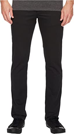 Profile Stretch Twill Slim Fit Five-Pocket Pants