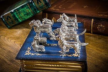 Pembroke Welsh Corgi Made in UK Artistic Style Dog Figurine Collection