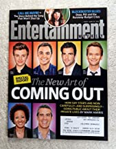 Chris Colfer, Jim Parsons, Zachary Quinto, Neil Patrick Harris, Wanda Sykes & Andy Cohen - The New Art of Coming Out - Entertainment Weekly - #1213 - June 29, 2012 - Carly Rae Jepsen: Call Me Maybe article