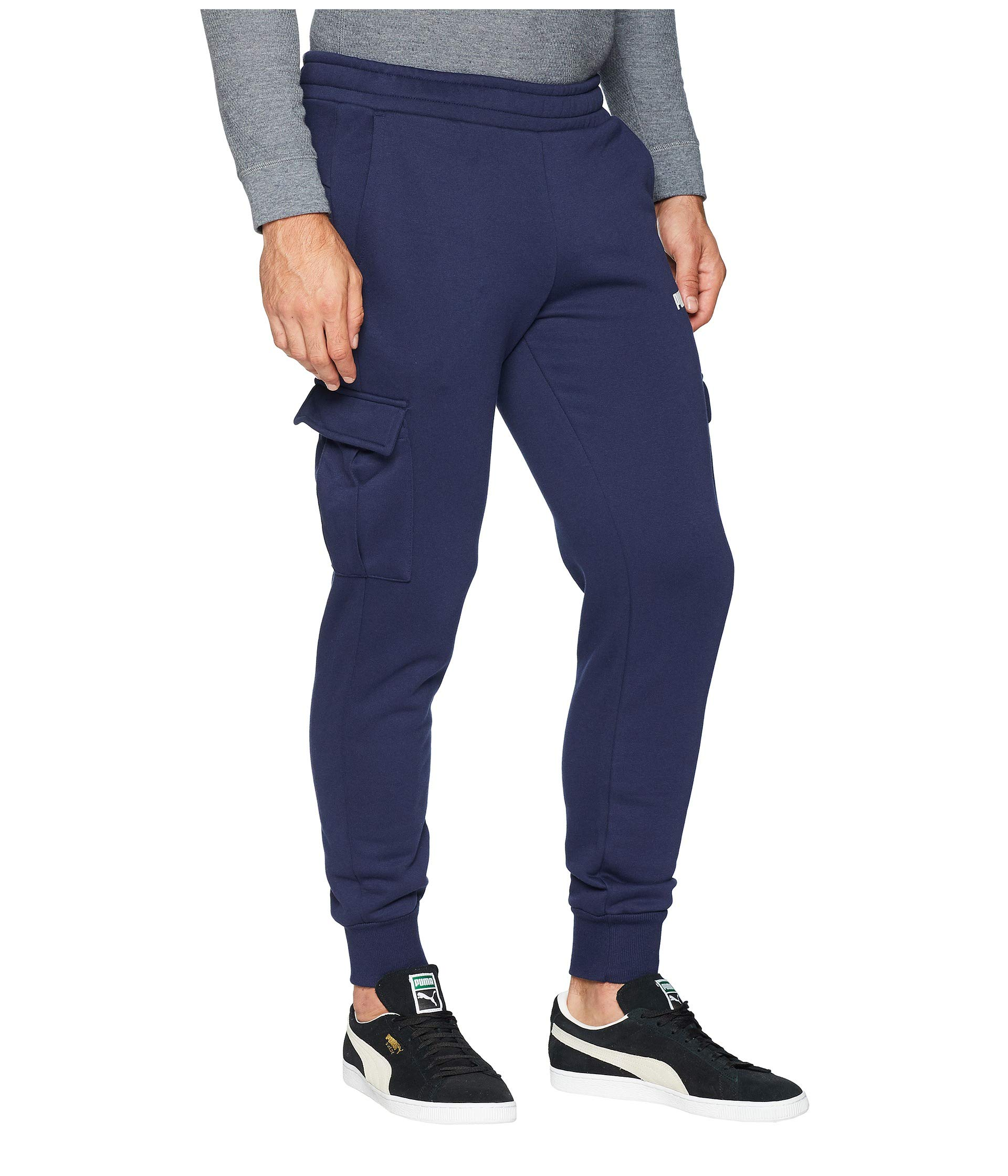 Puma Peacoat Ess Puma Pocket Pants Ess gYq8Zgw