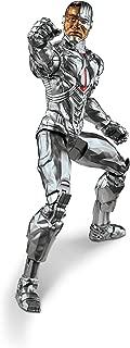 Mattel DC Justice League True-Moves Series Cyborg Figure, 12