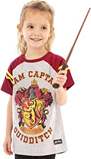 Harry Potter Quidditch Team Captain Girl'S T-Shirt