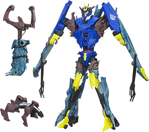 Transformers Prime – Beast Hunters – Deluxe Class – Soundwave (Import Royaume-Uni)