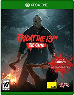 Friday the 13th Xbox One by Telltale Games