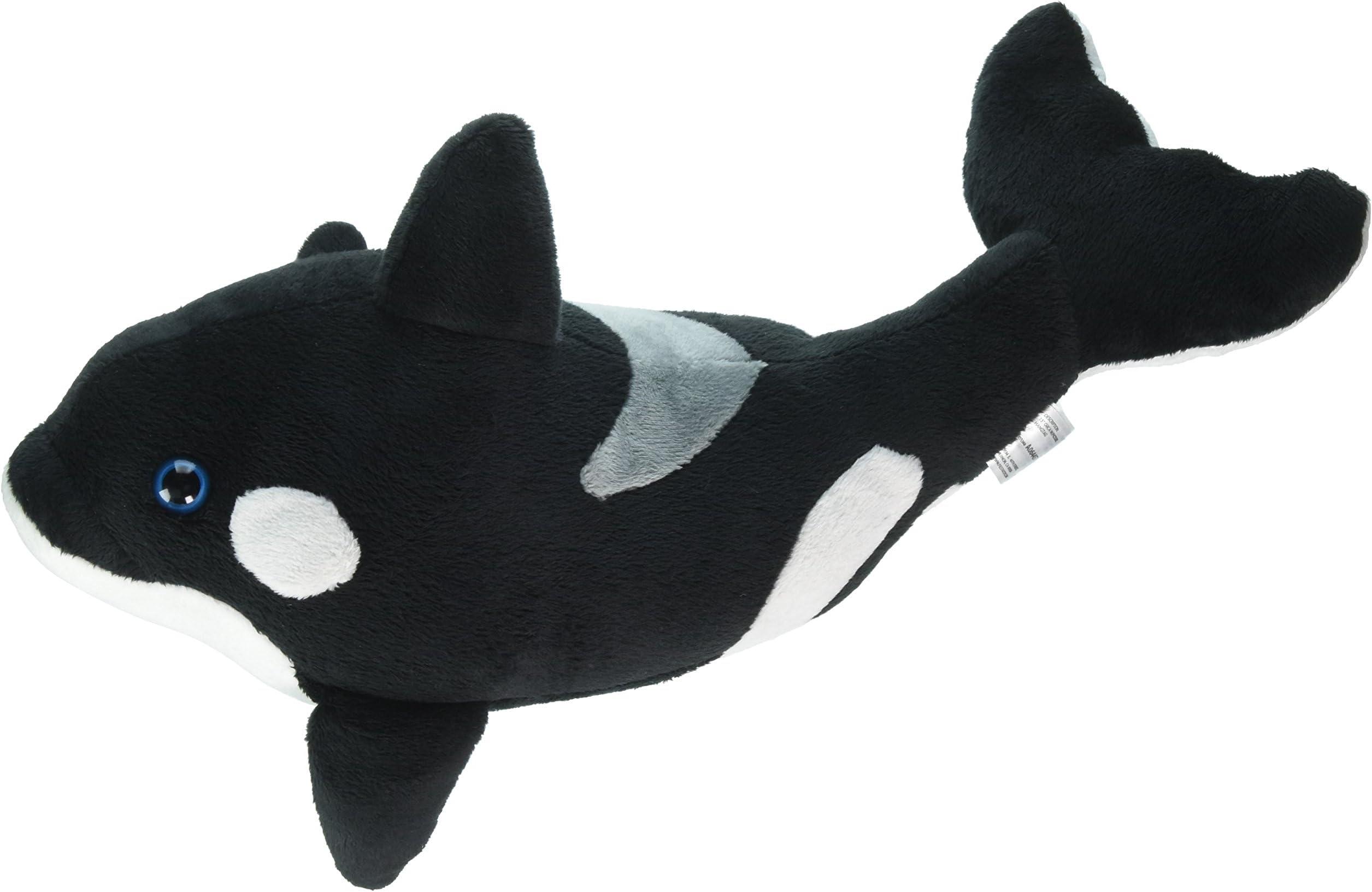 "Fiesta Toys Sea Animal Plush - 15"" Orca Whale"