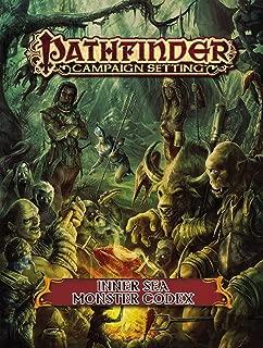 Pathfinder Campaign Setting: Inner Sea Monster Codex (Pathfinder Adventure Path)