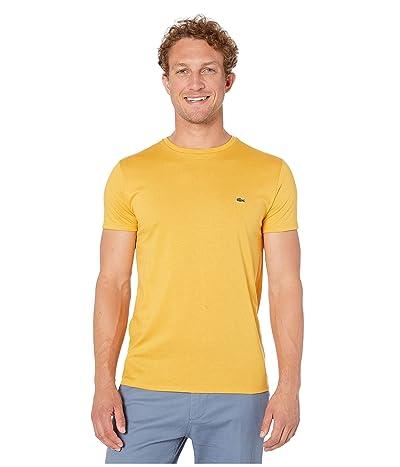 Lacoste Short-Sleeve Pima Jersey Crewneck T-Shirt (Darjali) Men