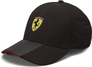 Scuderia Ferrari Carbon Cap Black