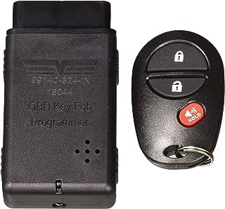Dorman 99140 Keyless Entry Transmitter for Select Toyota Models, Black (OE FIX)