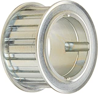 For 3//4 Width Belt Gates TL40L075 PowerGrip Gray Iron Timing Pulley 3//8 Pitch 40 Groove 4.775 Pitch Diameter 1//2 to 2-1//8 Bore Range