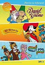 Pack: Willy Fog, D'Artacán Y David, El Gnomo - Las Series Completas [DVD]