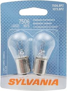 SYLVANIA 7506 Basic Miniature Bulb, (Contains 2 Bulbs)