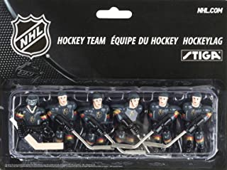 STIGA NHL Las Vegas Golden Knights Table Top Hockey Game Players Team Pack