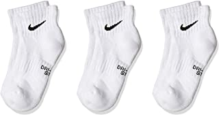 Nike Performance Cushioned Quarter, 3 Pares de calcetines infantil