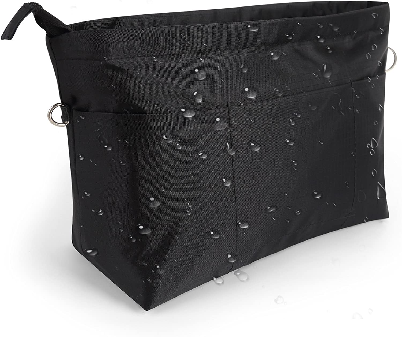 Big Capacity Handbag Organizer Pocketbook Organizer,Bag in Bag Organizer for Womens Purse & Tote