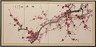 Oriental Furniture Plum Blossom - 36