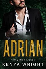 Adrian (Filthy Rich Alphas): (Illustrated Bwwm Romance) Kindle Edition