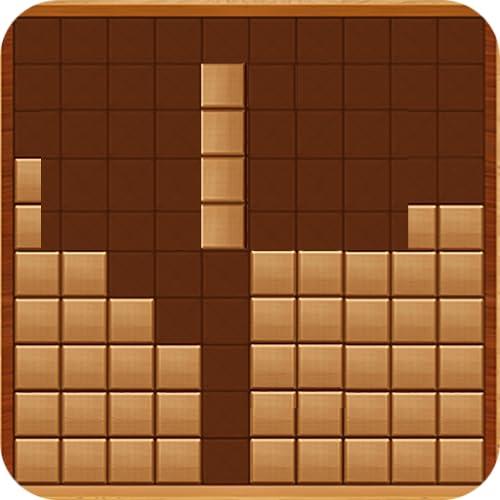 Classic Wood Block Puzzle