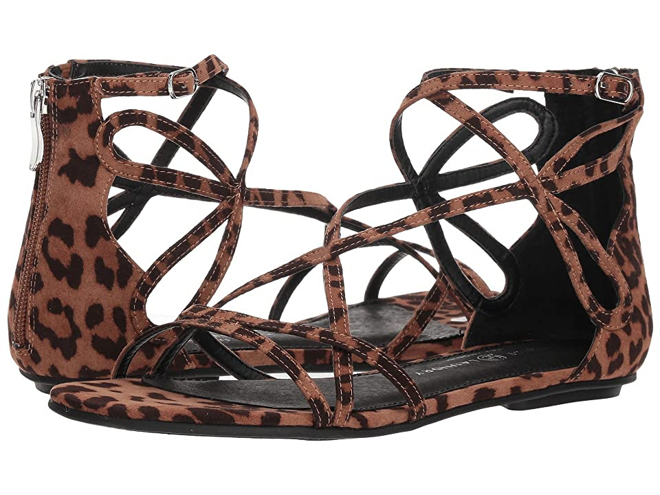 Chinese Laundry Penny Zappos Exclusive (Tan Leopard) Women