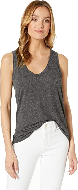Brooklyn Jersey U-Neck Tank Top