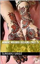 ARABIC MEHNDI DESIGNS Part-5