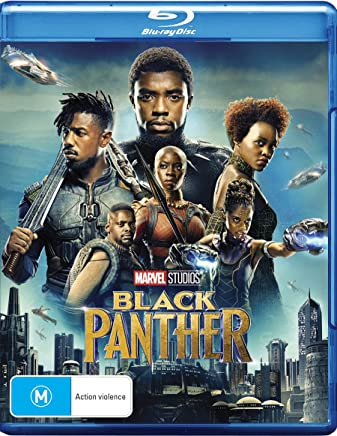 Black Panther (Blu-ray)