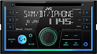 JVC KW-R940BTS Bluetooth Car Stereo Receiver with USB...