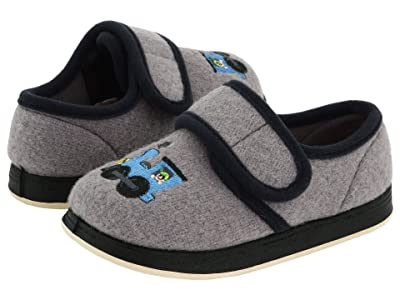 Foamtreads Kids Comfie (Toddler/Little Kid) (Gray) Boys Shoes