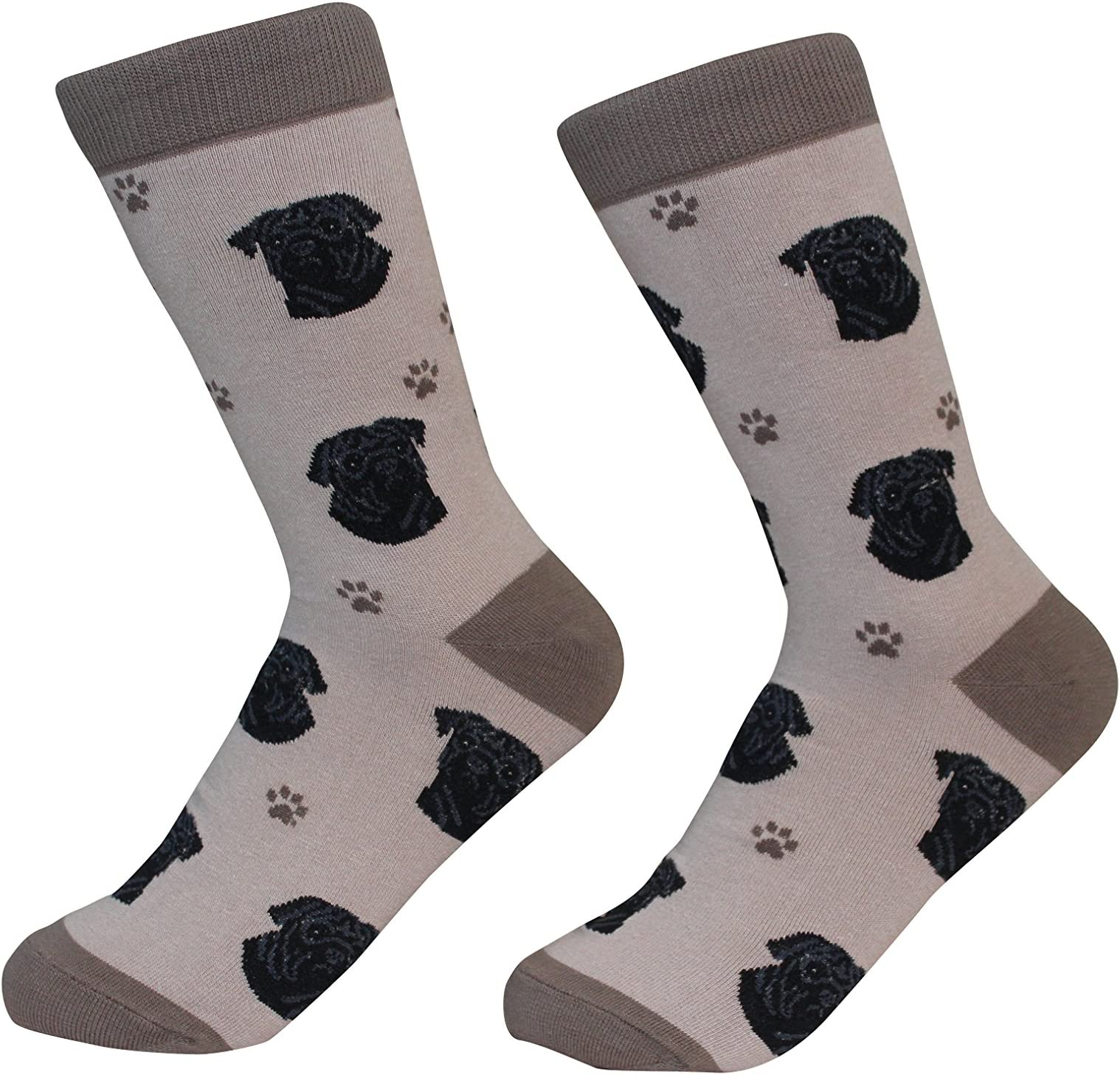 Custom Socks Trendy Socks, Gift Socks Unique Socks Dog Socks Funny Socks Cute Socks Pug Life Socks Pug Socks