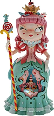 Enesco The World of Miss Mindy Candy Queen Stone Resin Figurine 10.43