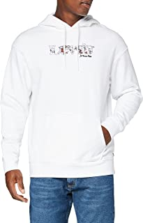 Levi's T2 Relaxed Graphic Po Sweat à Capuche Homme