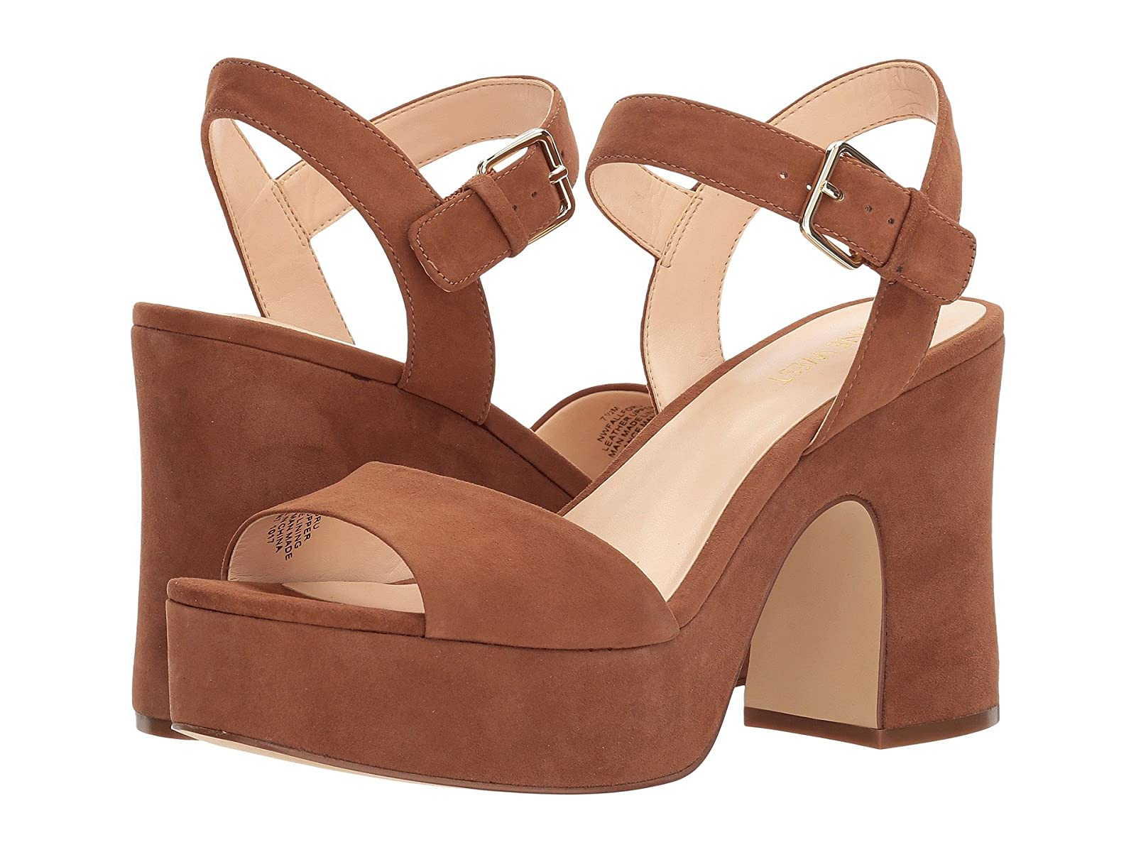 Nine West Fallforu Heel SandalAtmospheric grades have affordable shoes