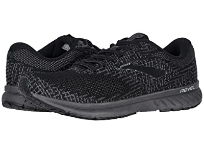 Brooks Revel 3 (Black/Pearl/Primer) Men